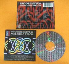 CD Compilation Progressive & Melodic Rock Vol.2 CYAN CITIZEN CAIN no lp mc(C47)