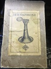 Antique Early 1900s Jewsaphone