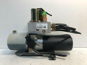 Saab 9-3 YS3F Convertible Hydraulic Roof Pump 12211070000 OEM (#R4933)