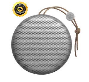 B&O Bang & Olufsen Beoplay A1 Portable Bluetooth Speaker - Natural