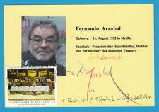 Fernando Arrabal-scrittore, poeta e drammaturghi - # 15364