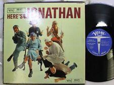 Comedy Lp Jonathan Winters Here'S Jonathan On Verve