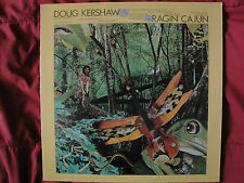 "Doug Kershaw ""Ragin' Cajun"" Zydeco Classic! Original 1976 Warner Bros. LP EX"