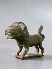 Beautiful & Rare Antique Lion Sculpture Cheap Don't Miss