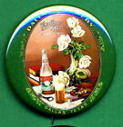 Dallas Brewing STYLE RP**PIN** Texas White Rose  Beer Advertising