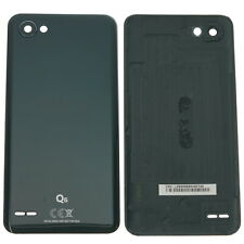 LG Q6 M700V back Cover housing battery door black