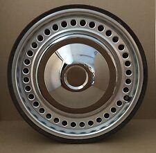 Triumph Herald Estate - Triumph Vitesse Round Hole Wheel Trim x 4.