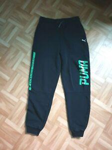 Pantalon jogging molletonné noir 16 ans, comme neuf