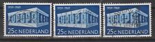 NVPH Netherlands Nederland 925 x3 TOP CANCEL Reusel A'dam 's Gravenhage Europa