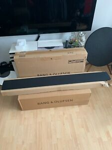 Bang & Olufsen B&O Beovision Eclipse 65 sound center Cover in black
