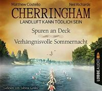 CHERRINGHAM-FOLGE 11 & 12 - COSTELLO,MATTHEW  6 CD NEW