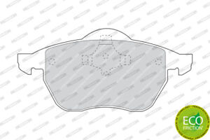 FERODO BRAKE PADS Front For AUDI A3 8L 1999-2004 - 1.8L 4CYL - FDB969