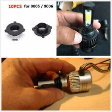 10Pcs Plastic S2 9005/9006 LED Adapter Bulb Holder Base Socket For Car Headlight
