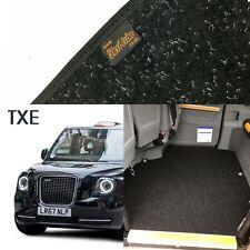 4 piece set LTI TX2 F+R door carpet set london taxi 1998–2006