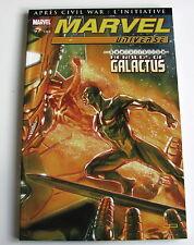 MARVEL UNIVERSE - N°  7 - ALIENATION - PANINI COMICS