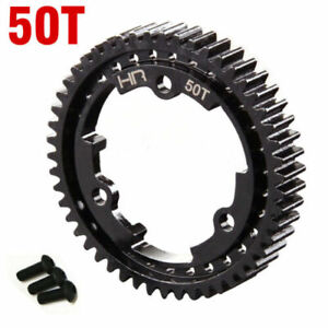 Replacement 50T Hardened Steel Spur Gear For Traxxas X Maxx E-revo 2.0 XO-1 UK