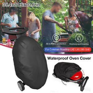 BBQ Grill Cover Bag Dust Guard Protector Rainproof Waterproof Portable Outdoor