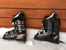 Nordica Dobermann Size 7 Racing Ski Boots World Cup 160 Black Race Slalom WC