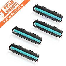 4PK Black Toner Cartridge For Canon 128 ImageClass D530 D550 MF4770n MF4880dw