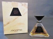 VINTAGE JACOMO PARFUM RARE EXTRAIT 0.25 FL / 7 ML  IN BOX