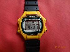 Vintage CASIO W-726 (1000 Module) // LCD Digital Watch