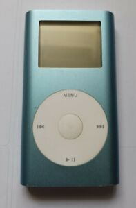 APPLE IPOD MINI 4GB FIRST GENERATION TURQUOISE RARE GREAT