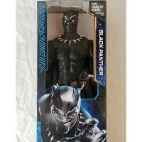 BLACK PANTHER E1363A Marvel Avengers Titan Hero Series 12 Inch Action Figure NIB