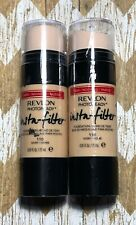 2 Revlon Photoready Photo Ready Insta-Filter Foundation 110 Ivory x 2
