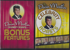 Dean Martin Celebrity Roasts 2 Disc DVD and Bonus Features 2 Disc DVD Sealed New