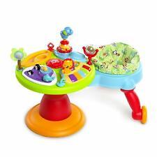 Bright Starts 3-in-1 Around We Go Activity Center -- Baby Toddler Table Walker