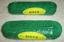 "Disco Laces for Roller skates/ inline skates. 2 Pair 81"" Free Us Shipping"