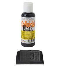 Stovax Colloidal Black Grate Stove Paint Coating Polish 85ml