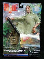 """GI Joe 12"""" U.S. ARMY MORTARMAN Camoflauge Figure -New in Box"""