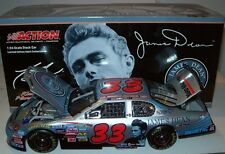 Tony Stewart #33 James Dean 50th 2005 Action 1/24 Scale NASCAR Diecast