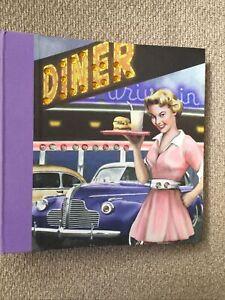 ⭐️50's -look Drive In Photograph Album (unused) Sonoma Genuine Home Goods