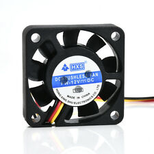 12V 0.2A Cooling Cooler Fan mini for Universal host computer fan home 4*4cm