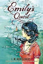 Emily's Quest : Emily of New Moon Series 3 by L. M. Montgomery (2014, Paperback)