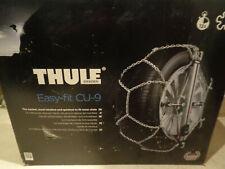Thule Easy-Fit Snowchains (1 Pair) Size 090