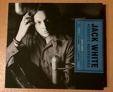JACK WHITE Acoustic Recordings (2CD) WHITE STRIPES