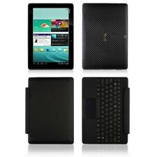 Skinomi Carbon Fiber Skin Cover+Screen Guard for Asus Transformer Pad+Keyboard