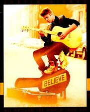 JUSTIN BIEBER 2012 BELIEVE TOUR CONCERT PROGRAM BOOK / NEAR MINT 2 MINT
