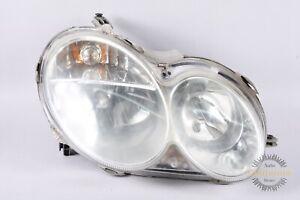 03-09 Mercedes W209 CLK320 Right Passenger Side Headlight Lamp Halogen OEM