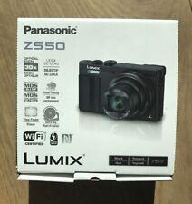 Panasonic Lumix DMC-ZS50S 12.1 MP Digital Camera - Black