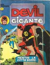 DEVIL GIGANTE 4 EDIZIONE CORNO