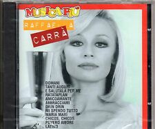 RAFFAELLA CARRA CD MUSICA PIU fuori catalogo MADE in HOLLAND nuovo SEALED sigill
