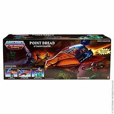 Masters of the universe point redoutable and talon Fighter set with teela FIGURINE