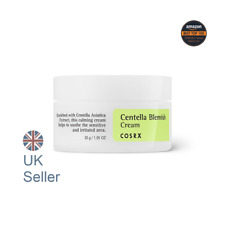 COSRX Centella Blemish Cream 30ml, Treat skin irritation/spot breakout,UK Seller