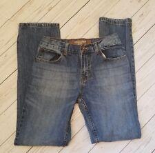 Arizona Jeans Girls Size 16 Regular Skinny Adjustable Waist Medium Wash Denim