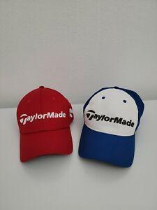 2 TaylorMade Golf Hats