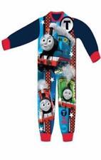 Boys Thomas the Tank Engine Dressing Gown Superb Flannel Fleece 86-92cms 18-24MT